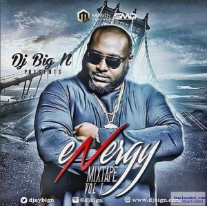 Dj Big N - Energy Mixtape (Vol. 1)